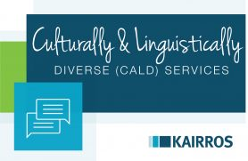 Kairros announced as icare finalist for CALD services